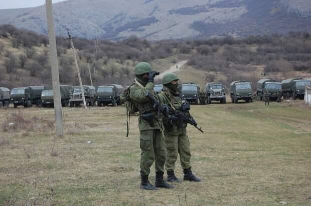 На Украине уверены в способности уничтожить российских военных в Крыму