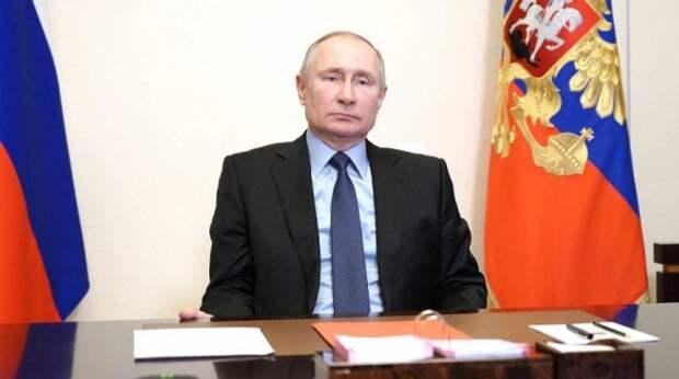 Озвучены планы Путина на неделю
