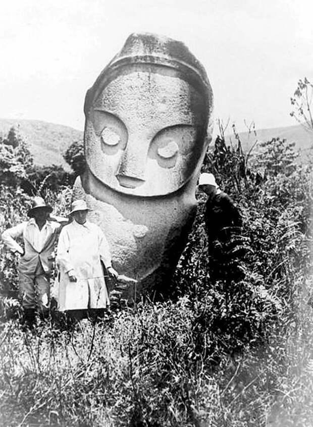 Загадочные мегалиты долины Бада