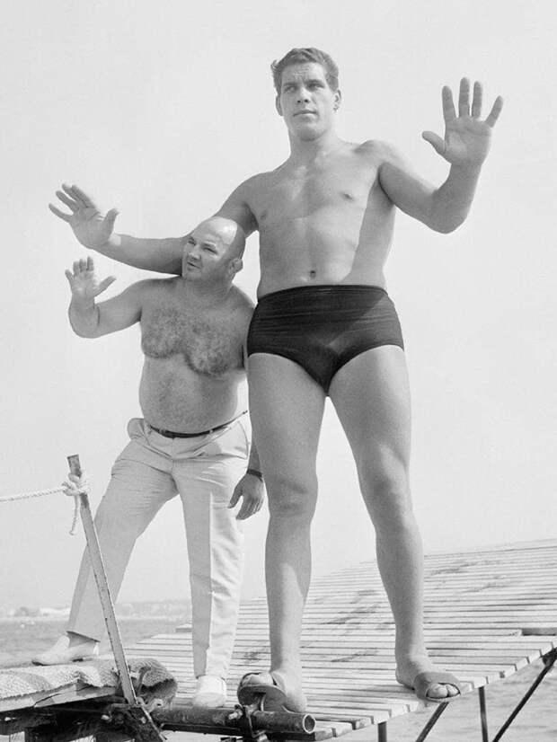 10 удивительных фактов про Андре Гиганта — величайшего пьяницу на земле