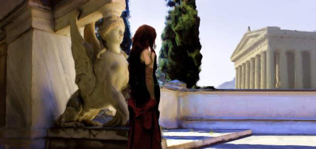Гиоргос Цолис, фантастика и фантастическая жизнь его фантастических женщин