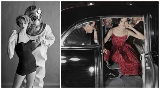 Уильям Хелберн, модный фотограф 50‑х, и его прекрасные снимки
