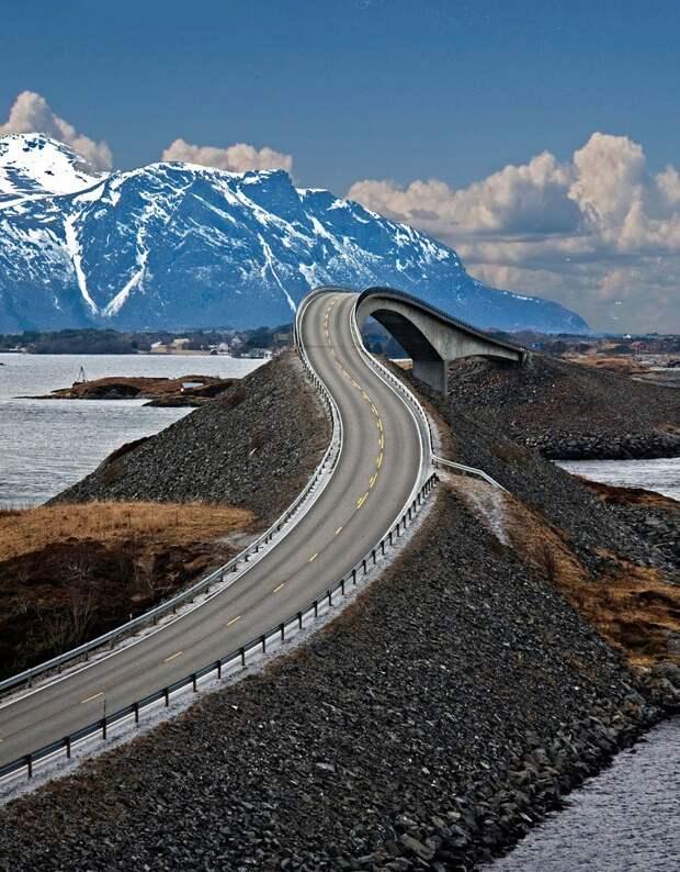 От одного взгляда на эти мосты можно стать заикой