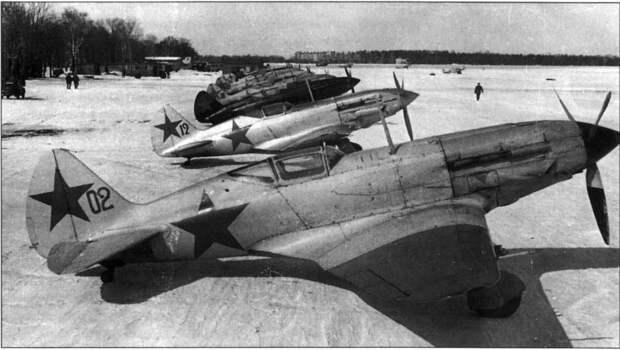 Истребитель МиГ 3 — самолет с очень короткой судьбой