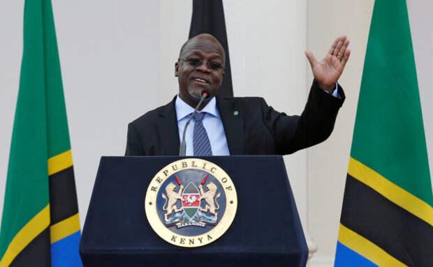 Умер отрицавший наличие в Танзании COVID-19 президент Джон Магуфули