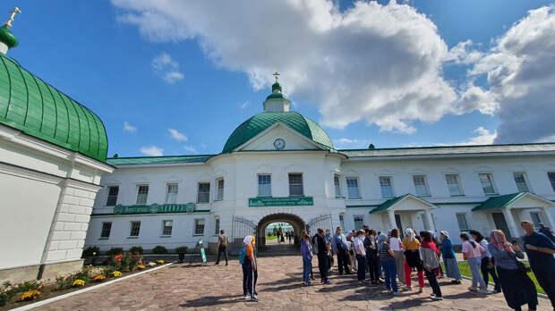 Надвратная церковь Святителя Николая Чудотворца (1791)