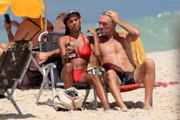 Настроение: нежиться под бразильским солнцем, как В...