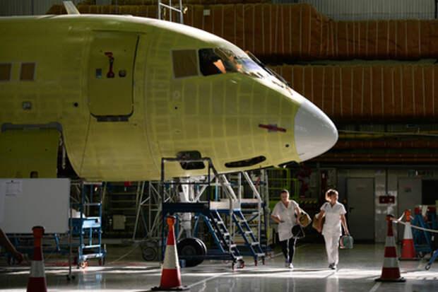 Производителя Sukhoi Superjet уличили во лжи