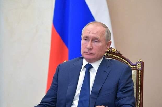 Путин проведет встречу с представителями социальных организаций 8 июня