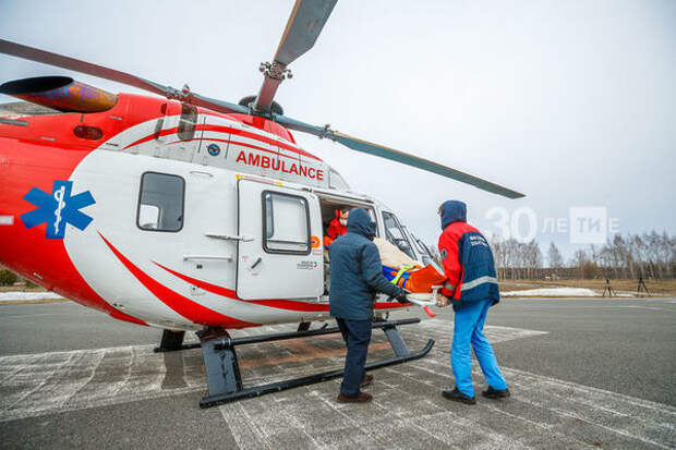 Медицинские Ансаты будут перевозить больных коронавирусом в спецбоксах