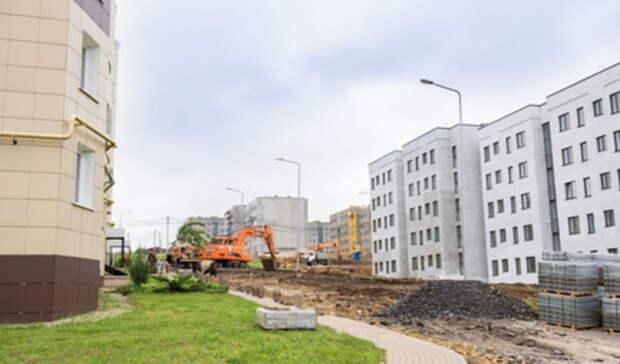 Количество икачество строящегося жилья определено вСвердловской области