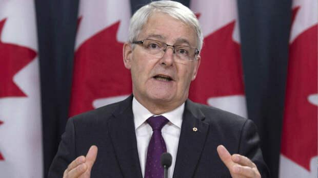 Канада заразилась от Украины обидами на Россию