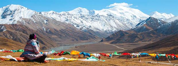 Тайны Тибета: Порталы в иные миры?