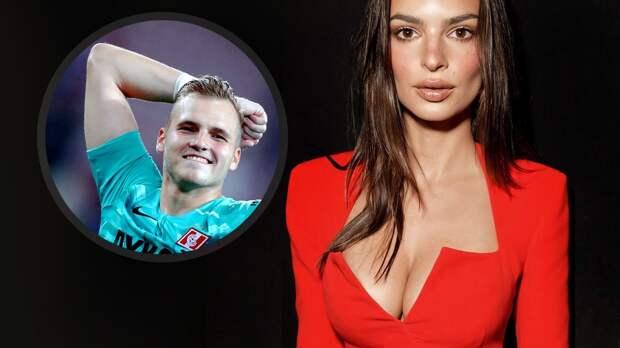 «Самая красивая женщина вмире? Лучший футболистРПЛ? Самый стильный в«Спартаке»?» Максименко прошел блиц-опрос