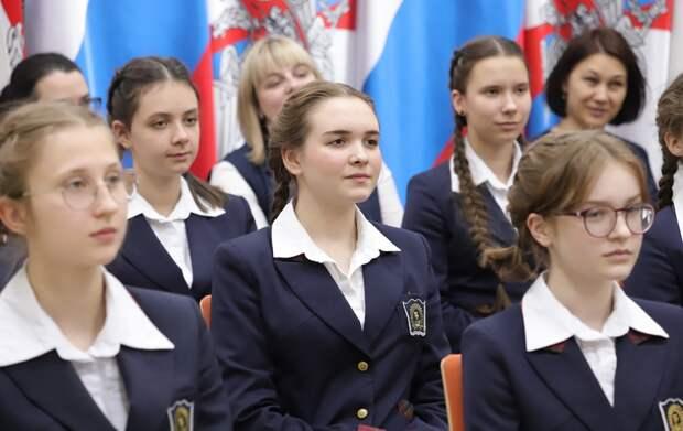 Воспитанницы Пансиона Минобороны победили в Международном  фестивале «Старт в науку»