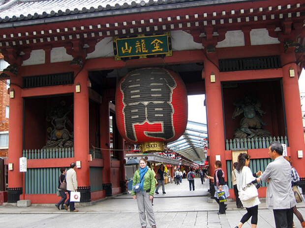 Как провести отпуск Токио