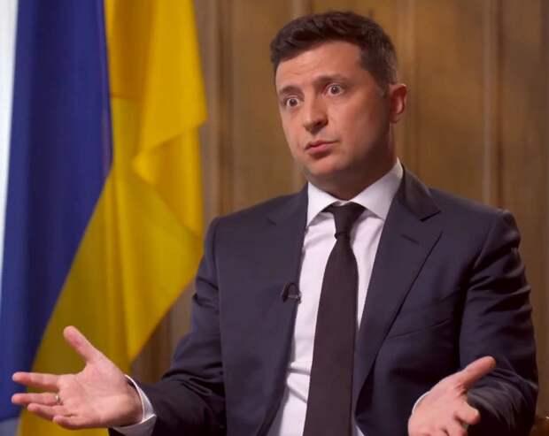 Украина снова обижена