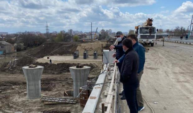 Ростовчане назвали свои страхи из-за строительства моста наМалиновского