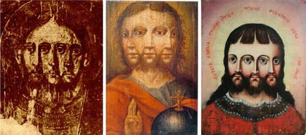 Святой с собачьей головой и Богоматерь с тремя руками: 5 необычных православных икон