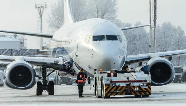 Свыше 30 рейсов отменили и задержали в столичных аэропортах