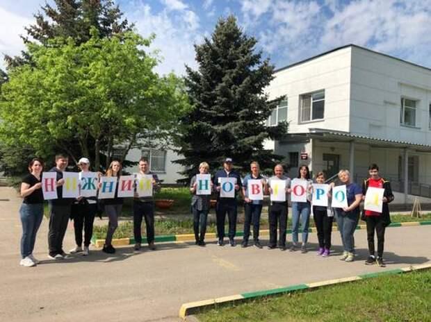 Субботник провели накануне летней оздоровительной кампании вдетском психоневрологическом санатории