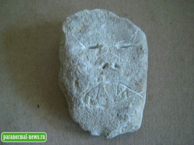 История о каменной голове, которая вызвала жуткого монстра