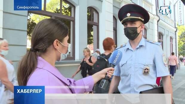 Наденьте маску: рейды в крымском транспорте