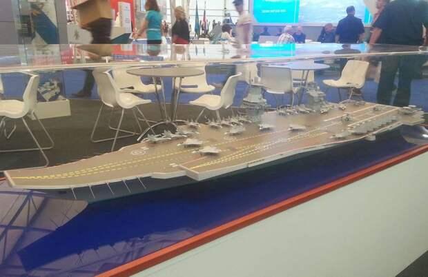 Крупные корабли и судостроительная промышленность
