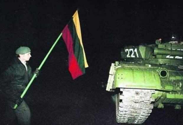 Экономическая блокада Литвы в 1990 году: как начал разваливаться СССР