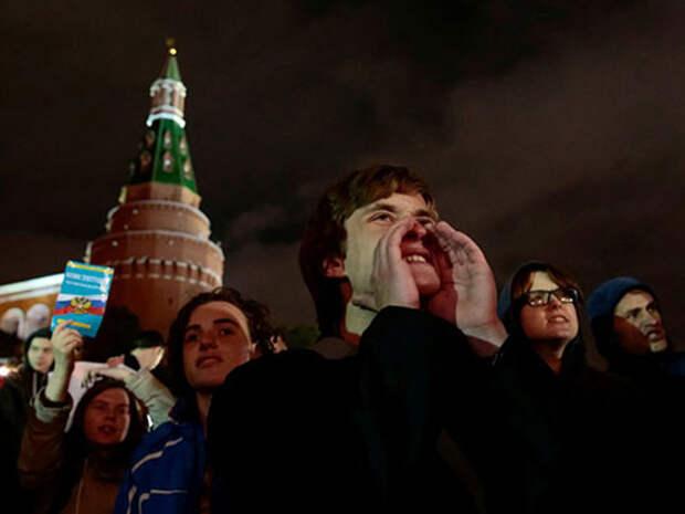 Корпорация «Россия». Убедят ли новые методы Путина оппозиционную молодежь?
