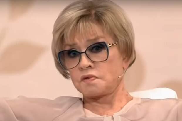 Фото Алентовой из больницы пытались купить за 500 тысяч рублей