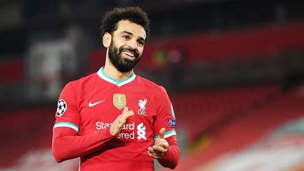 Салах признан лучшим игроком «Ливерпуля» в феврале. Это 3-я награда египтянина подряд