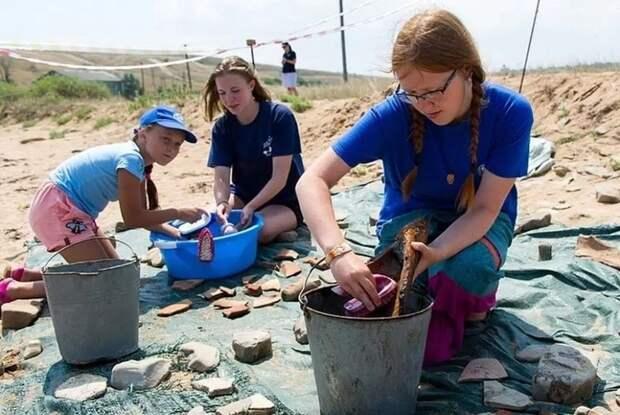 Крымский археолог рассказал об итогах сезона раскопок