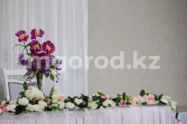 Заявки на проведение свадеб до 300 человек принимают рестораны Уральска
