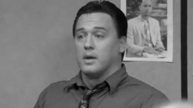Умер актер сериала «Офис»