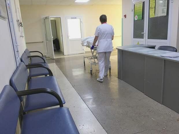 За сутки в России зарегистрировали 5 849 больных коронавирусом