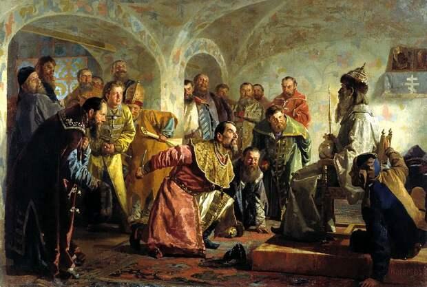 Опричнина Ивана Грозного - одно из самых странных и непонятных явлений Русской истории.