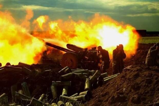 Силовики Украины два раза нарушили режим прекращения огня