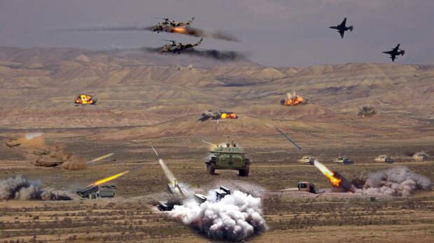 В Российской армии тоже бывают ЧП: Фальшивые страхи либералов!