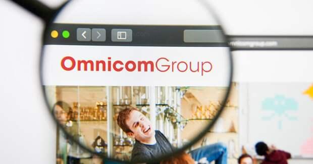 Выручка Omnicom упала на 12% за 2020 год