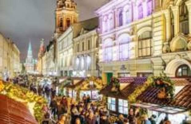 В Москве можно будет погулять в новогоднюю ночь