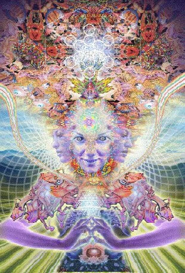 Манипуляция сознанием на примере оптических иллюзий