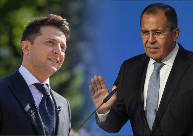 """Лавров посоветовал Украине перестать """"клянчить"""" и иметь достоинство"""