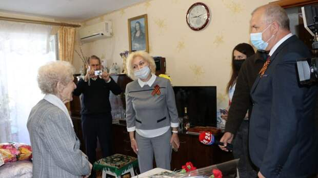 В Феодосии проходит акция «Подарок ветерану»