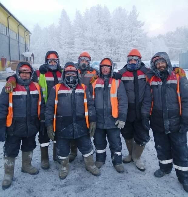 Выходя из вагончика, убедись, нет ли рядом медведя: как живут и зарабатывают вахтовики по всей России