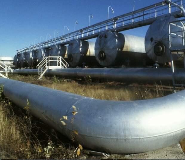 """В нефтепроводе """"Дружба"""" зафиксировано новое загрязнение"""