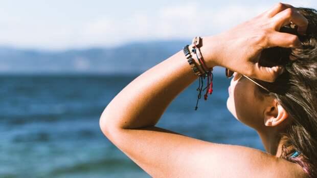 Маска и холодный компресс помогут коже восстановиться после солнечных ожогов
