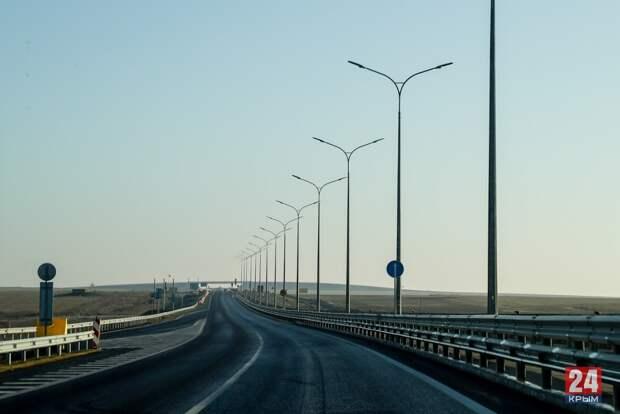 Вдоль трассы «Таврида» не будут высаживать деревья