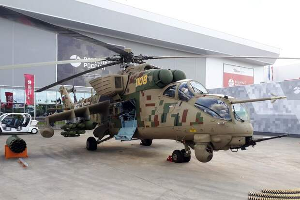 """Обновленный Ми-35П """"Феникс"""" поступил в серийное производство"""