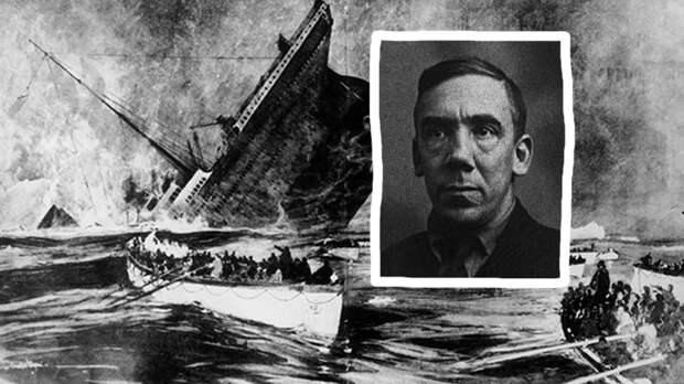 """Главный пекарь """"Титаника"""" - Чарльз Джокин"""